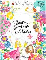 Libro para niños: El jardin secreto de las hadas