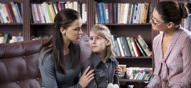 Padres y profesores en la educación infantil