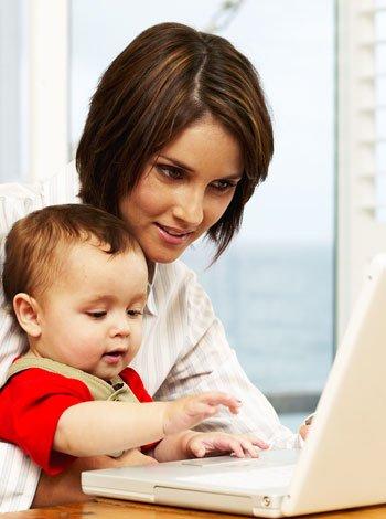 Mujer trabajadora y maternidad