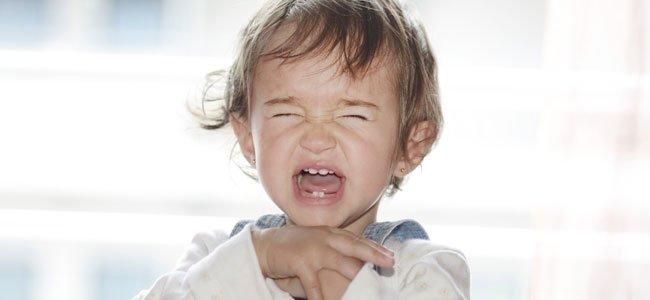 Mala adaptación del bebé a la guardería