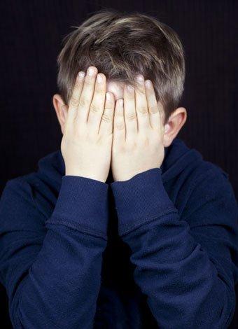 Maltrato en niños