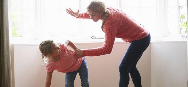 Maltrato en la infancia