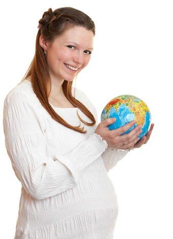 Mamás por el mundo