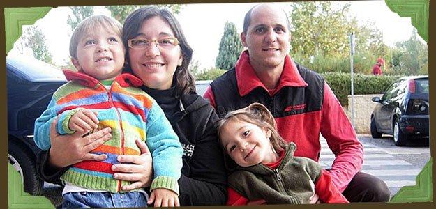 Una mamá argentina en España