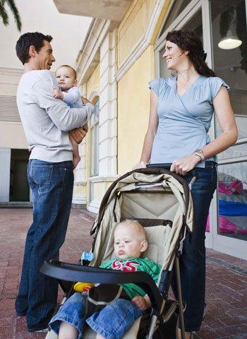 las madres se implican más