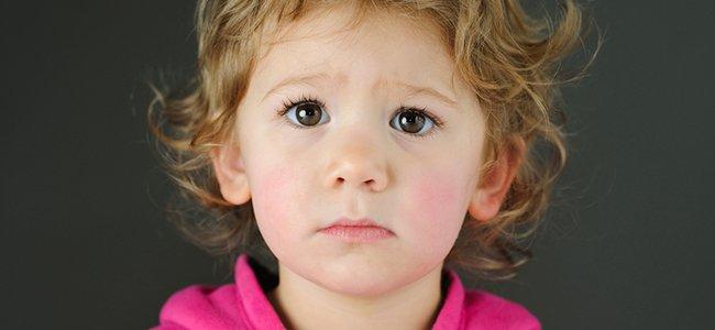 Miedos infantiles a la edad de 3 y 4 años