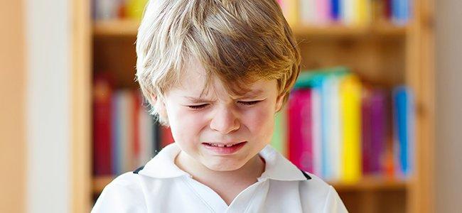 Miedo a ir al colegio