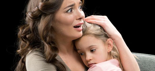 Miedos que los padres contagian a sus hijos