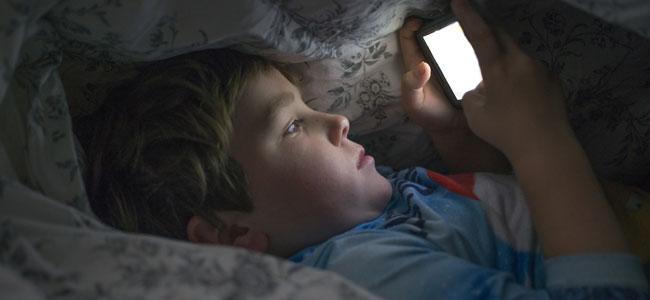El uso del móvil puede producir mal comportamiento