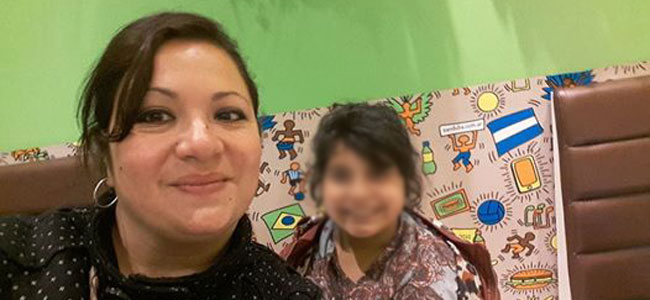 testimonio de una niña de acoso