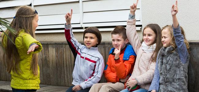 Mejorar la autoestima de los niños