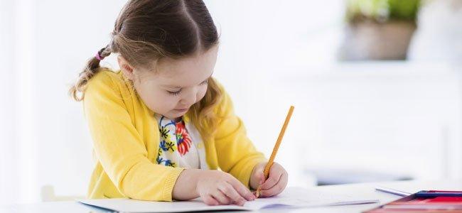 Cómo enseñar a los niños a mejorar la letra
