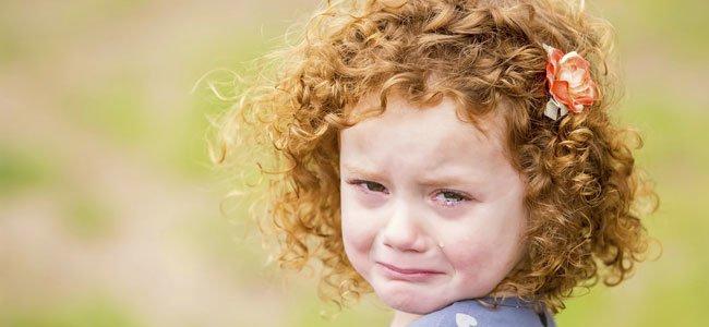 Por qué hay niños que lloran más