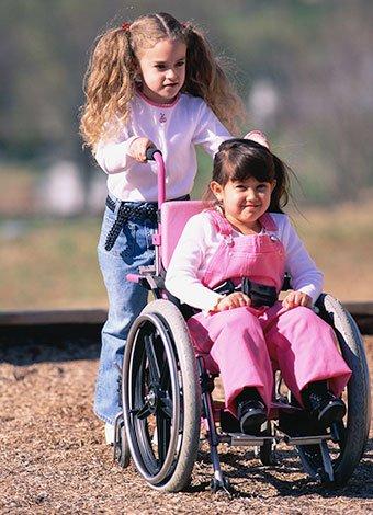 C mo ayudar a los ni os a entender la discapacidad - Silla de ruedas ninos ...