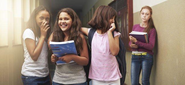 Bullying entre niños y niñas