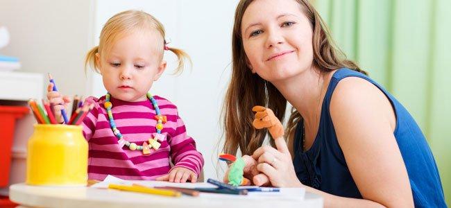 ¿La au pair debe educar?