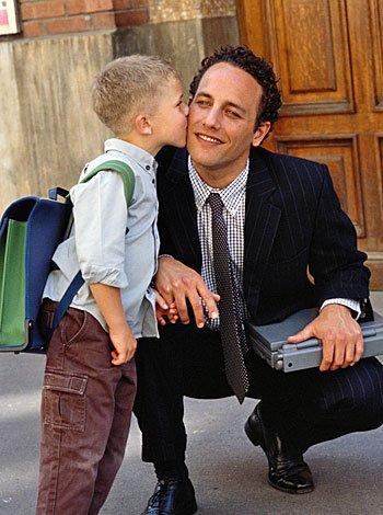Enseñar a los niños a dar las gracias o agradecer