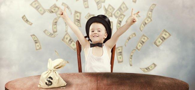 El hermano pequeño tiene más posibilidades de ser millonario