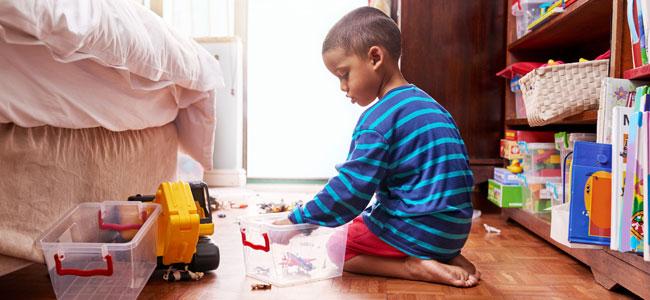 Trucos definitivos del método Marie Kondo para enseñar a los niños a ser ordenados