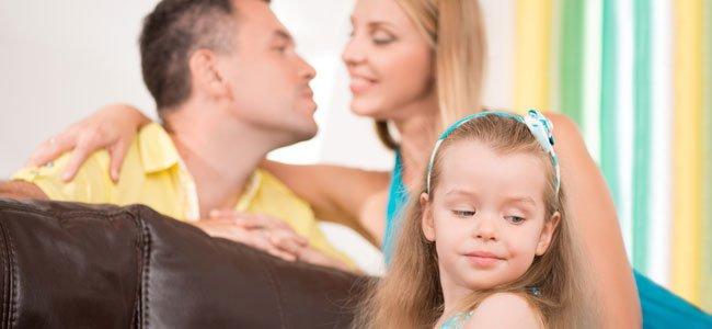ciúme das crianças para o pai ou mãe