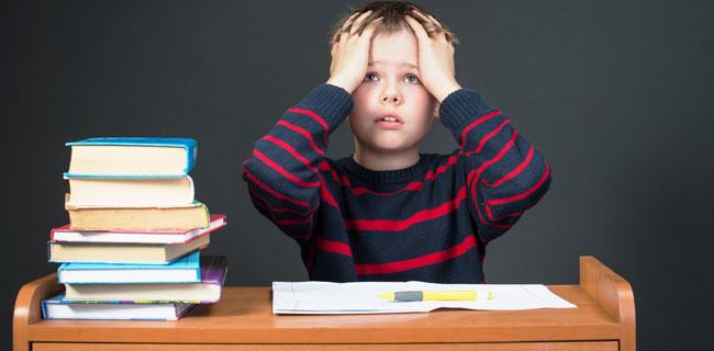 Lograr que al niño le resulte fácil estudiar
