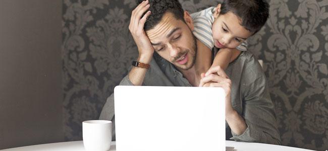 Consejos para evitar que el niño interrumpa constantemente