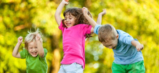 Cómo diferenciar al niño nervioso del niño hiperactivo