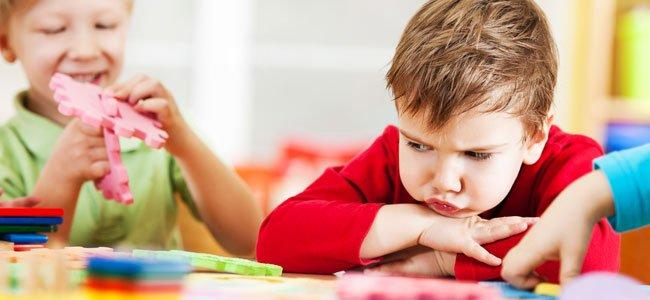 Por qué a los niños no les importan los demás