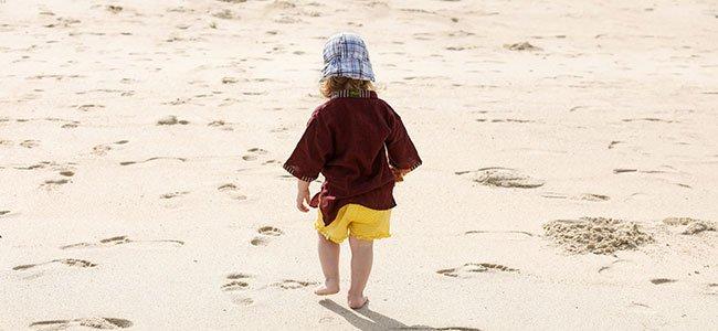 Qué hacer si el niño se pierde