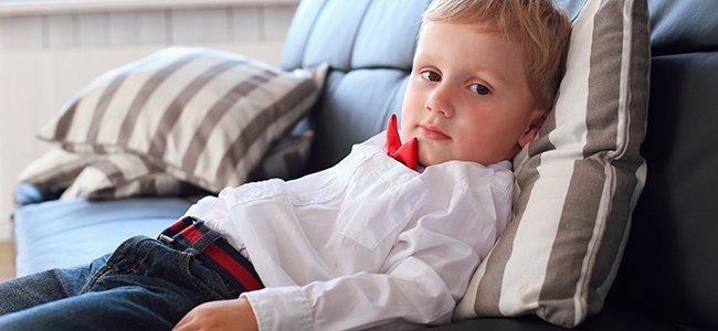 Cómo evitar que nuestro hijo sea perezoso
