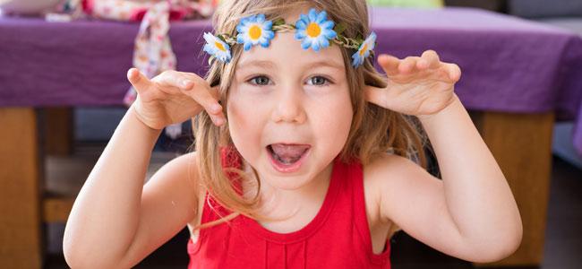 Niños con mal comportamiento en casa y bueno en el colegio