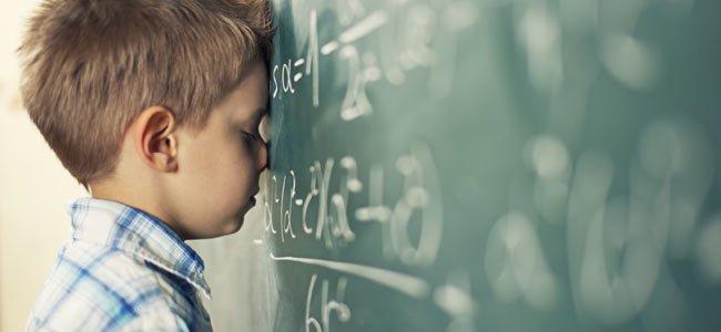 El error de calificar al alumno usando promedios