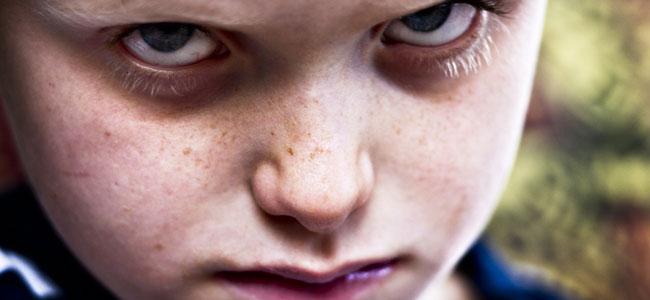 Niños que pueden ser psicópatas