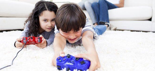 Los niños deben jugar a los videojuegos 2 horas a la semana