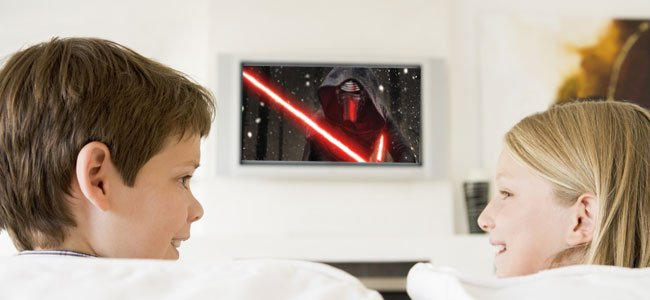 Qué transmite a los niños Star Wars