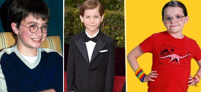 Niños actores y niñas actrices