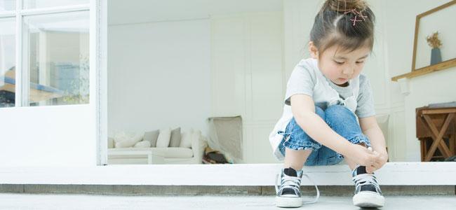 Lograr que los niños sean autónomos
