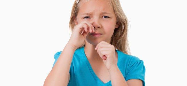Niños muy sensibles
