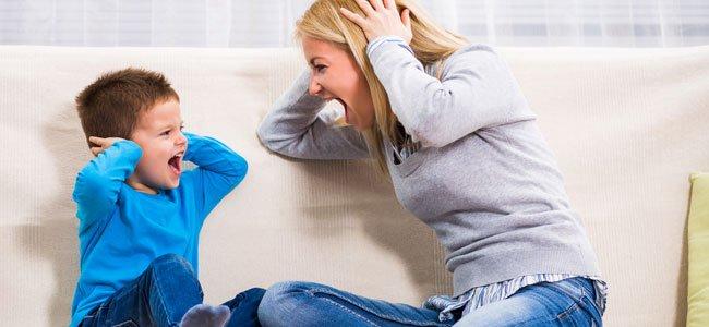 Los niños imitan a sus padres, en lo bueno y en lo malo