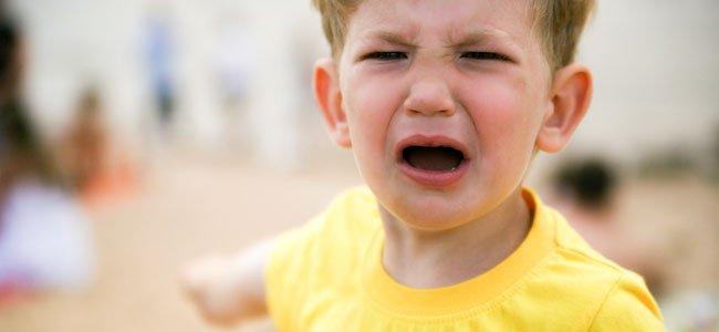 Enseñar a los niños a manejar su ira