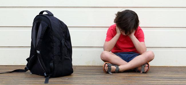 Niños víctimas de abuso sexual por parte de otros niños