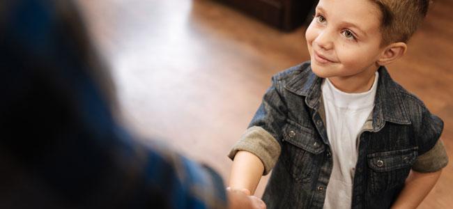 Pautas para enseñar normas de cortesía a los niños