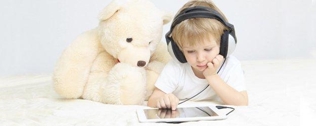 Las nuevas tecnologías y los niños.