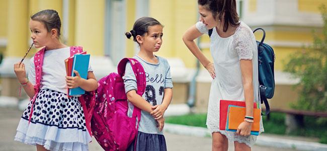 consejos para adaptarse al nuevo colegio
