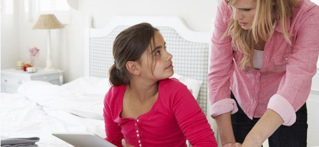Obediencia de los niños entre los 6 y los 12 años