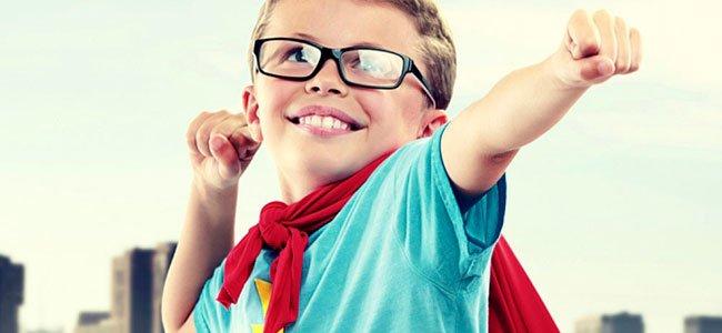 El optimismo. Valor para educar a los niños