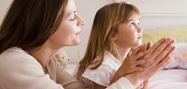 La enseñanza de la religión a los niños