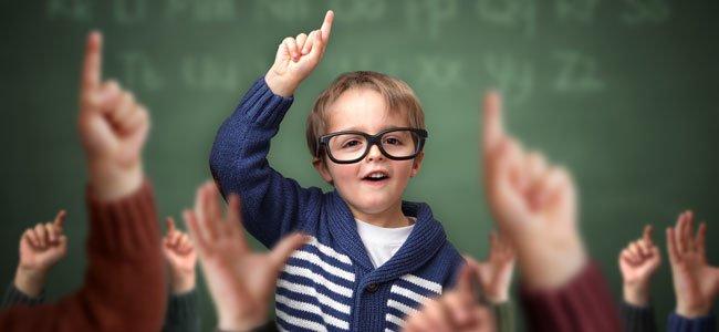 Los niños han de aprender a hablar en público