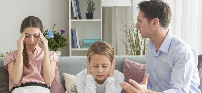 Cuando los padres no se ponen de acuerdo en la educación de los hijos