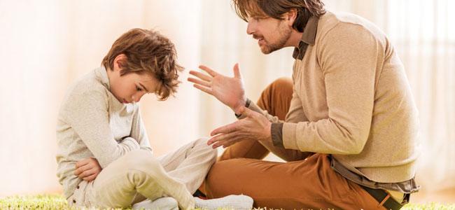 El impacto de las palabras negativas en nuestros hijos